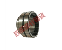 Solid ferrule needle bearing